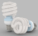 GE CFL Lightbulb
