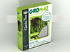 Gro Mat product range and display