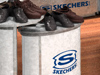 Sketchers Store display