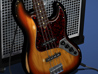 Jazz Bass & SWR Rig