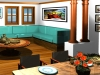 Architectural interior 3 Rendering Tim Luncsfor