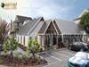 Clubhouse SUMPTUOUS ROOF and landscape Design
